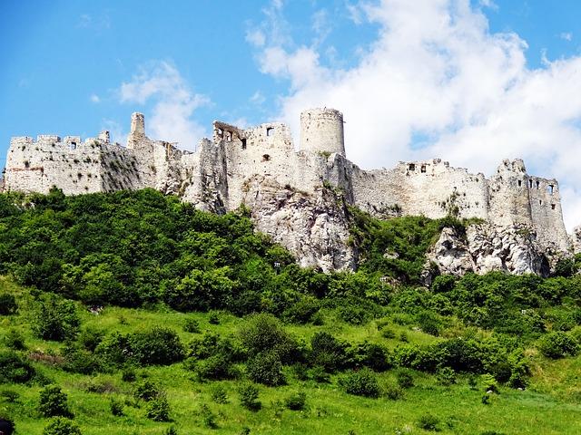 Spišský hrad na Slovensku