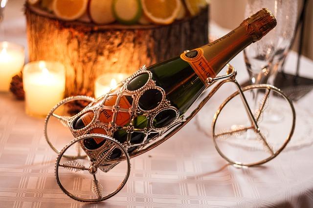šampanský